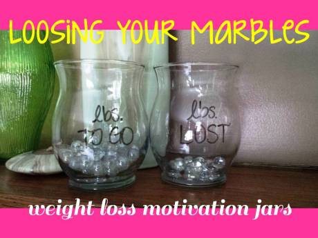 weight loss jars